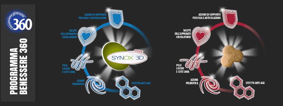 Cos'è il Synox 3D?